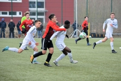 JFV Nordwest U17 - TSV Havelse U17